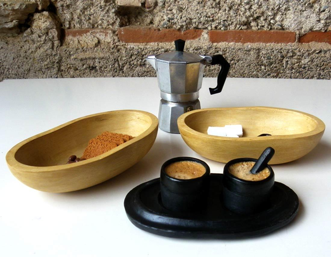 mise en situation du produit Graines de café